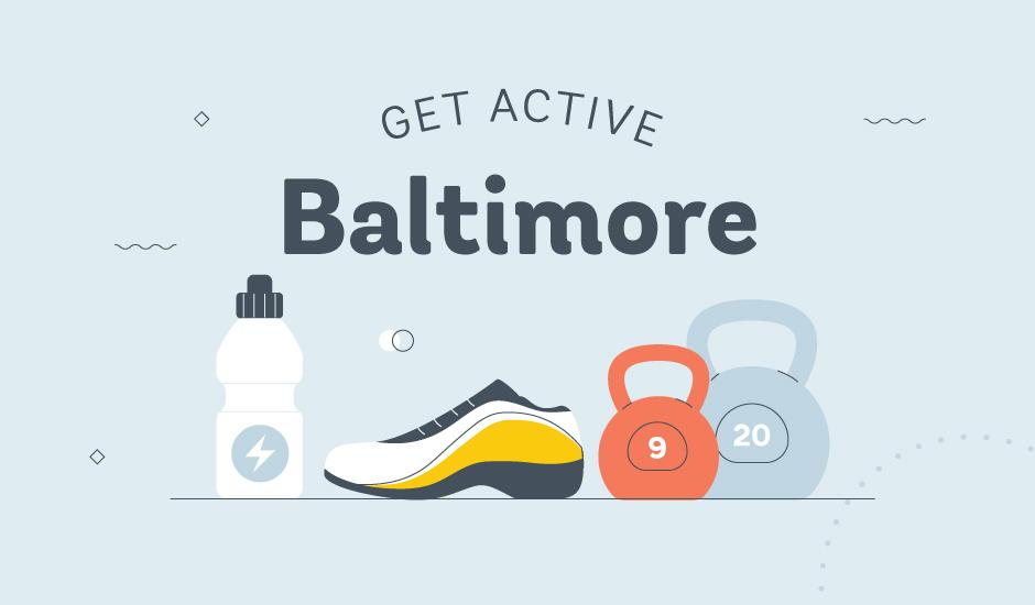 get actove baltimore graphic