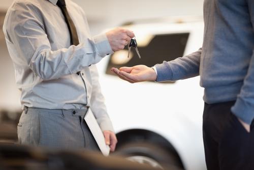 rental car deposit