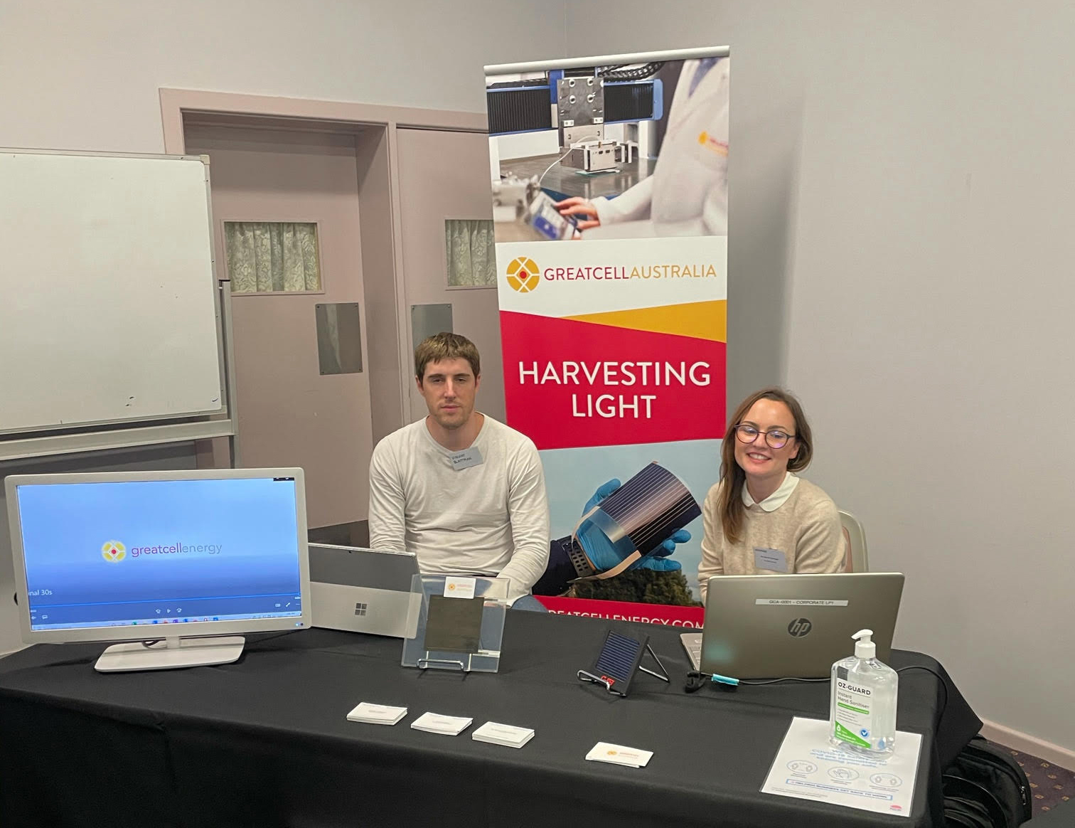 On 29 April, Greatcell Australia was an invited exhibitor at the AgriPark Inauguration held at the Charles Sturt University Convention Centre in Wagga Wagga.