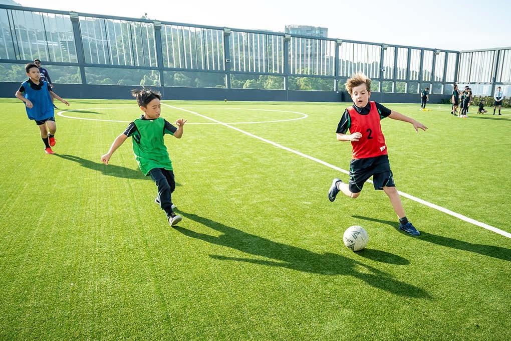 footbal boy children