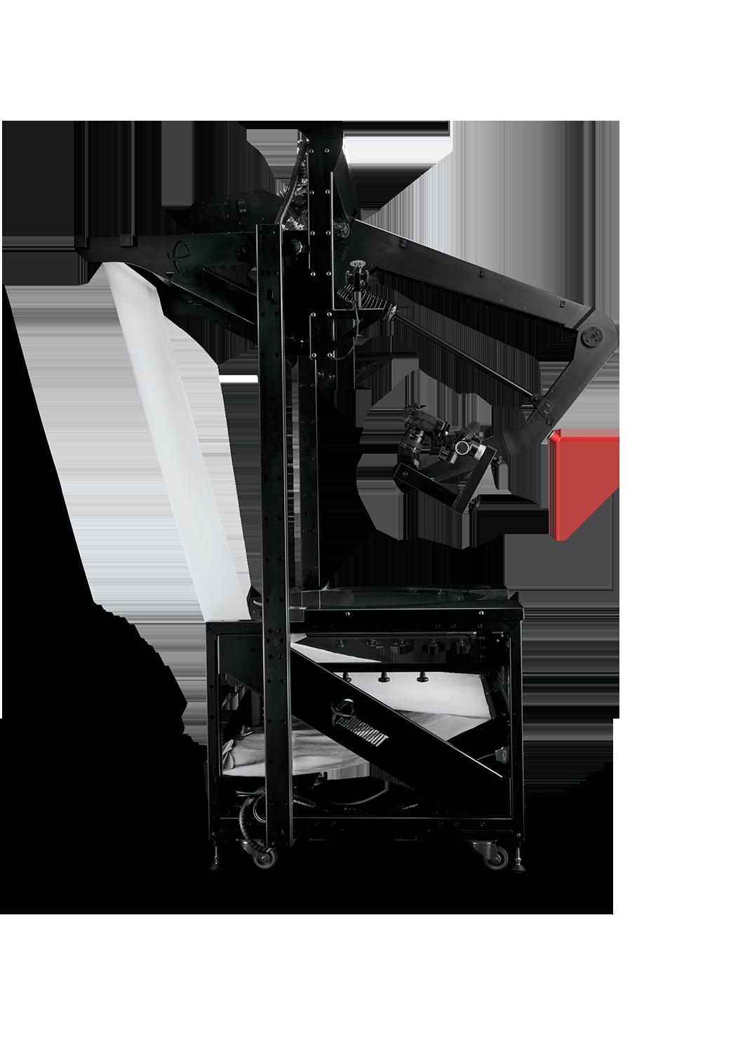 PhotoRobot VARIO - side view