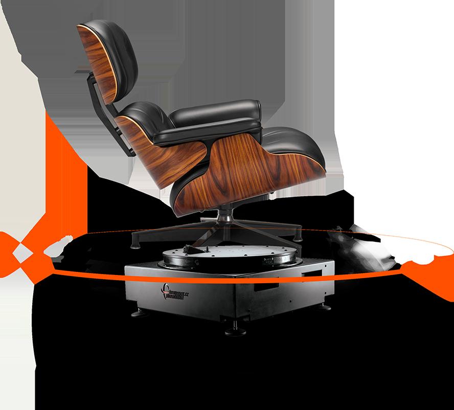 PhotoRobot TURNING PLATFORM shooting furniture