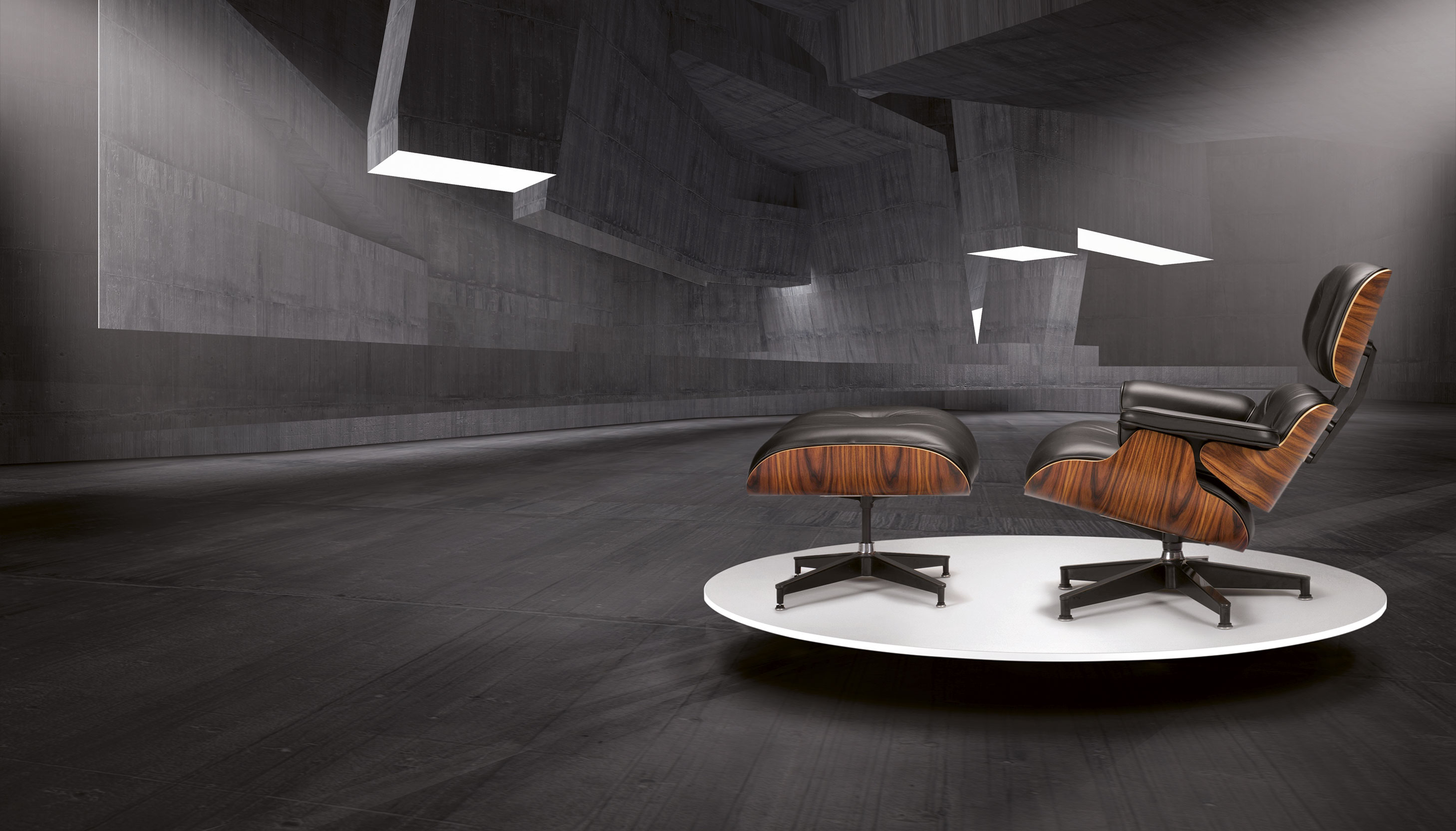 design furniture photographed by PhotoRobot turntable