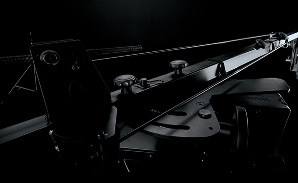 PhotoRobot ARM - جزئیات اتصال شنک دوربین