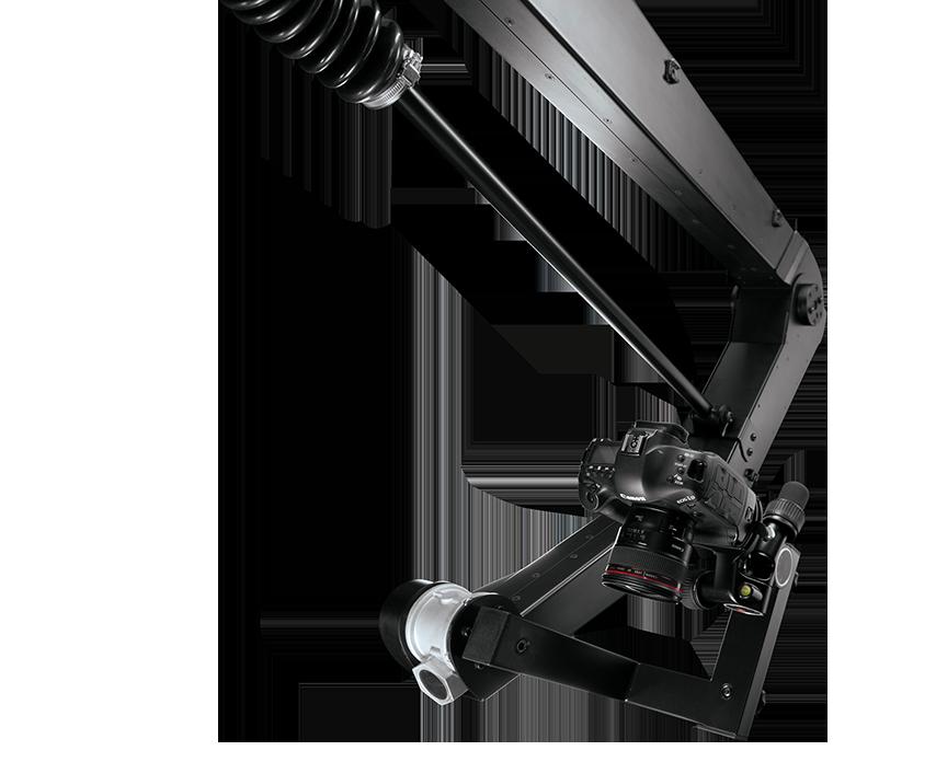 PhotoRobot VARIO - robotic arm detail