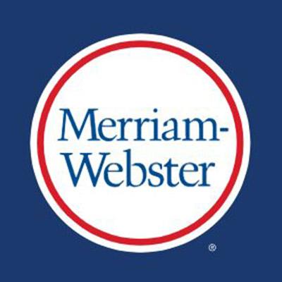 Merriam-Webster Unabridged Dictionary logo