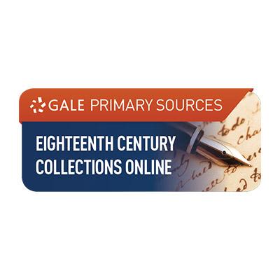 Eighteenth Century Collections Online logo