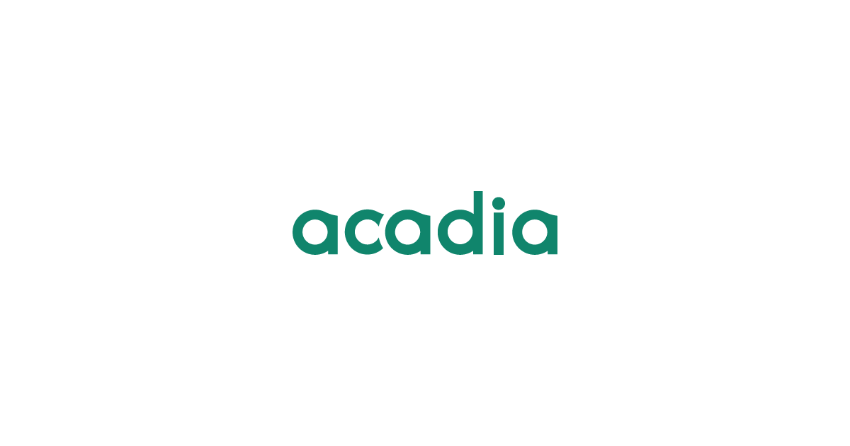 Acadia | Building the future of risk management