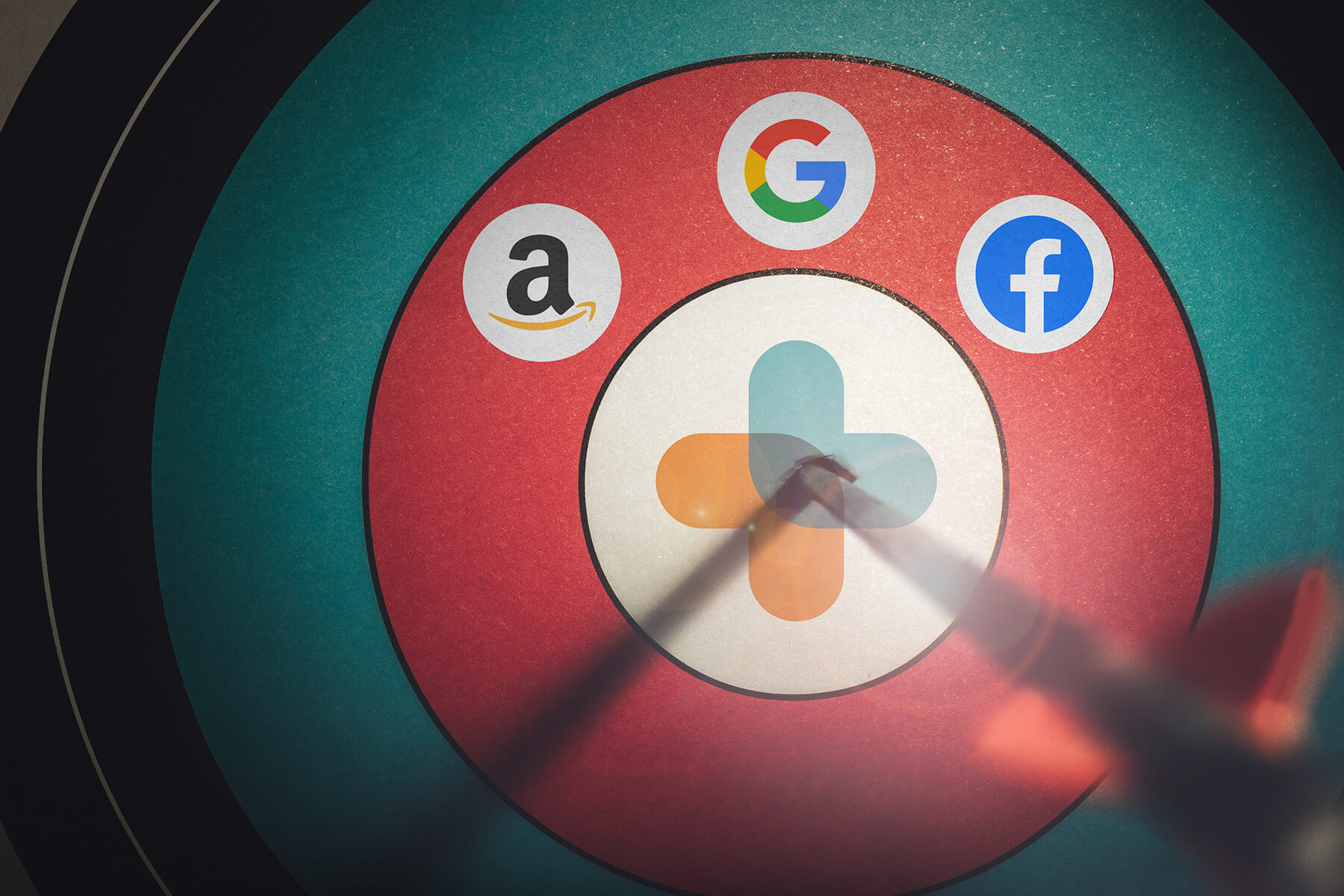 Competing with Facebook, Google & Amazon through addressability