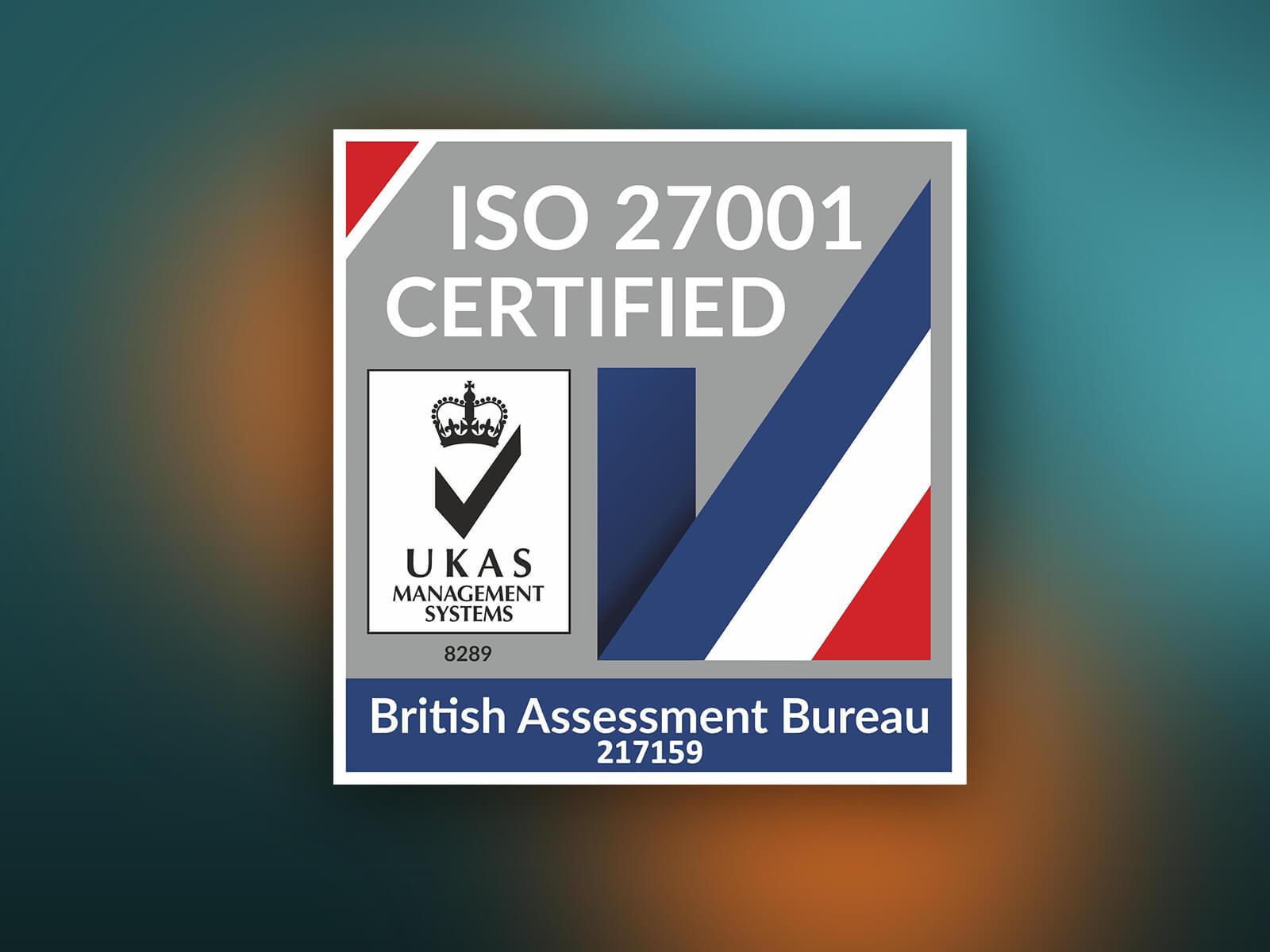 InfoSum achieves ISO 27001 certification