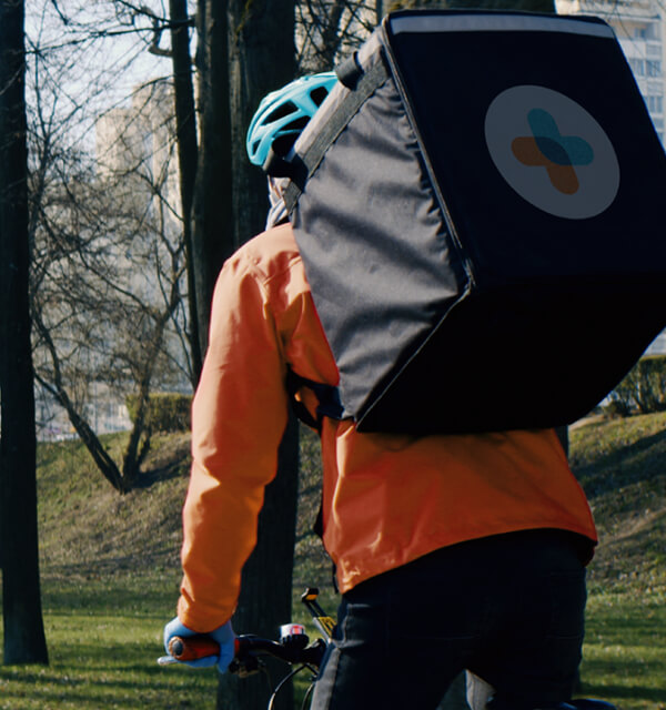 Food delivery company drives brand engagement through first-party data collaboration