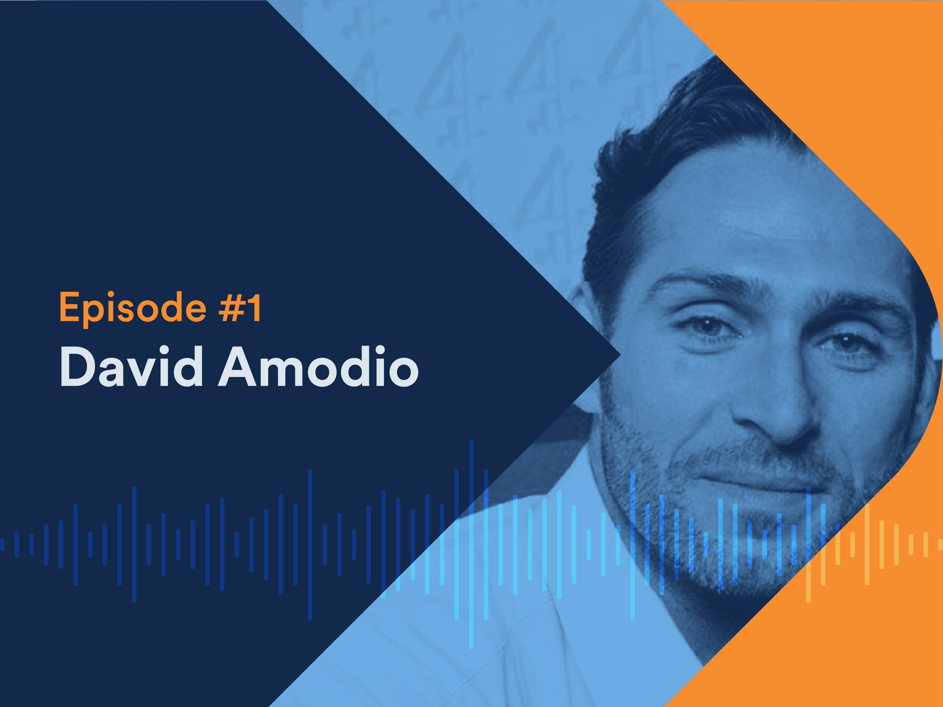 David Amodio, Channel 4: There's a need to evolve and change