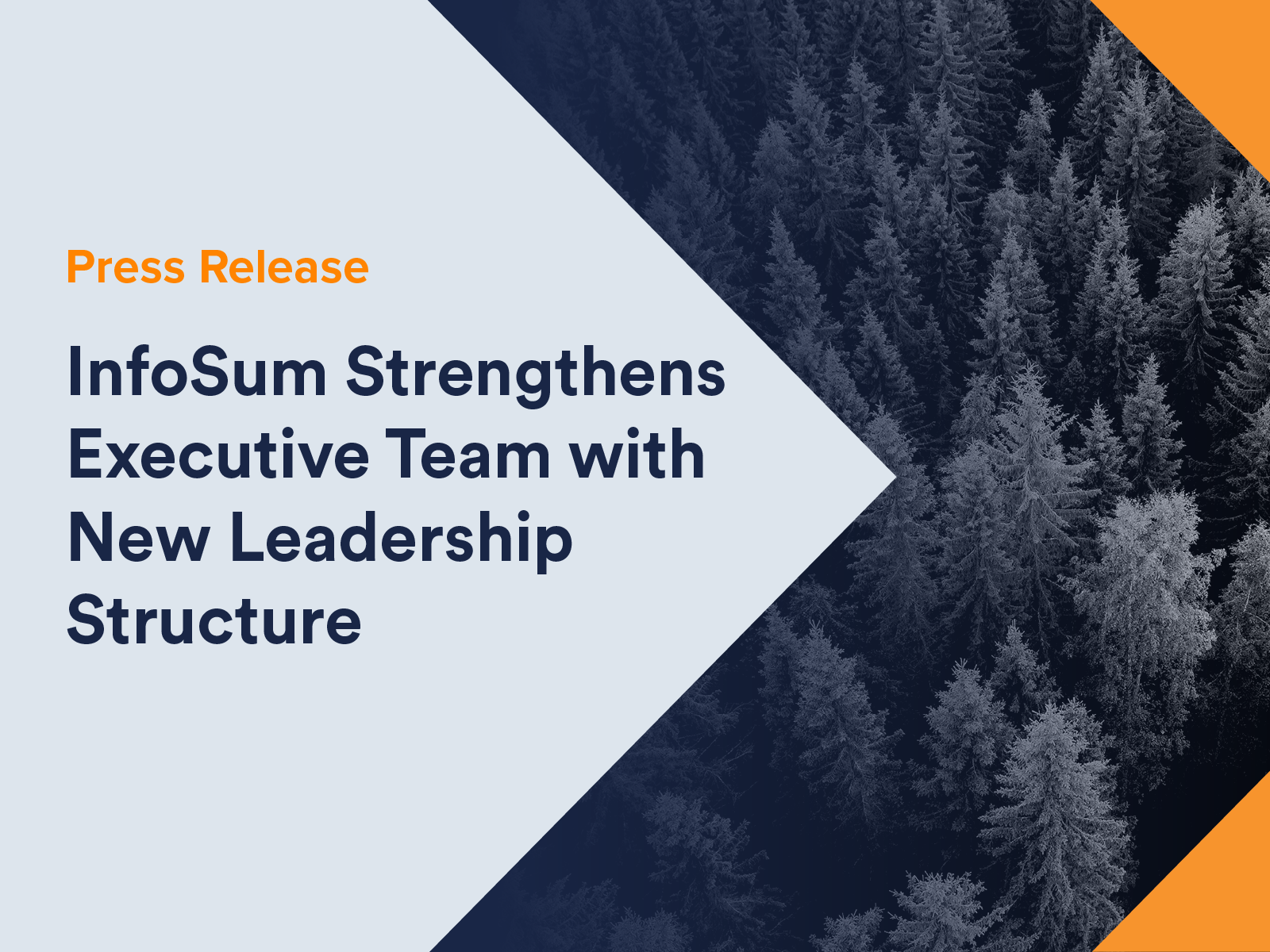 InfoSum strengthens executive team with new leadership structure