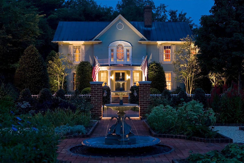 The Claiborne House.