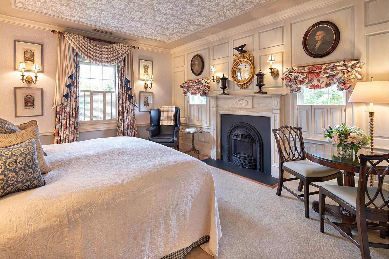 Room 24 bedroom.