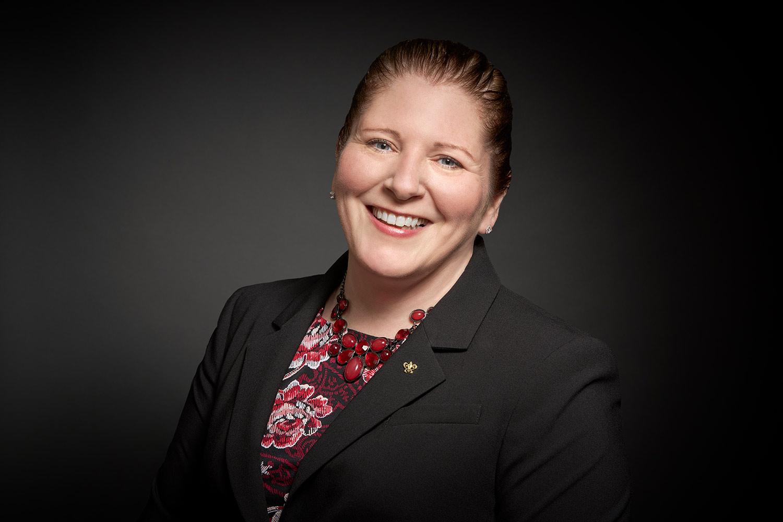 Director of Human Resources, Donna Giarratana