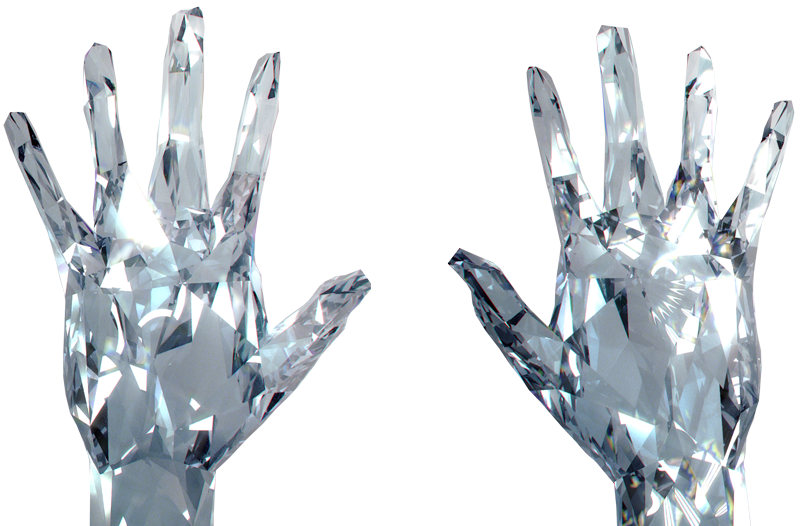 orive toyr diamond hands