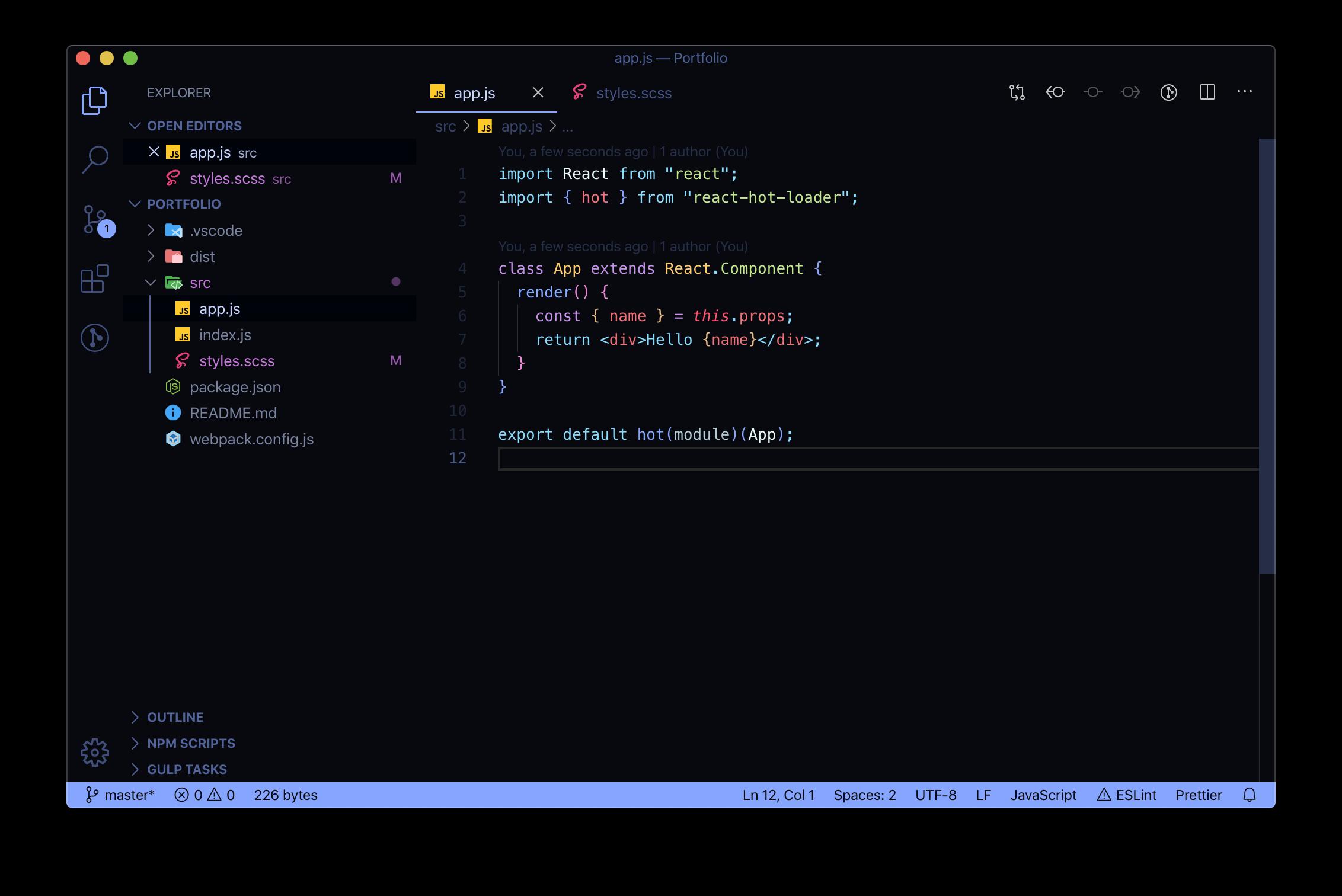 Aurora X VS Code theme