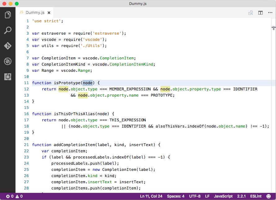 NetBeans Light for VS Code