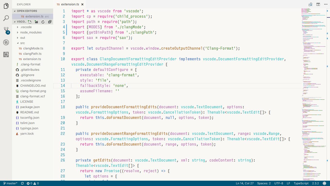Ysgrifennwr for VS Code