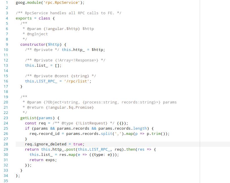 Hop Light for VS Code