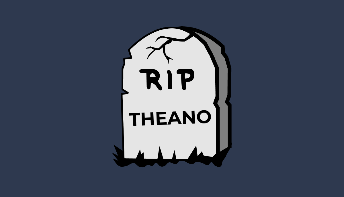 the death of Theano