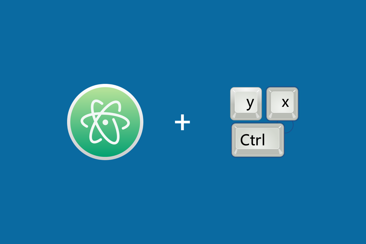 Atom shortcuts to memorize