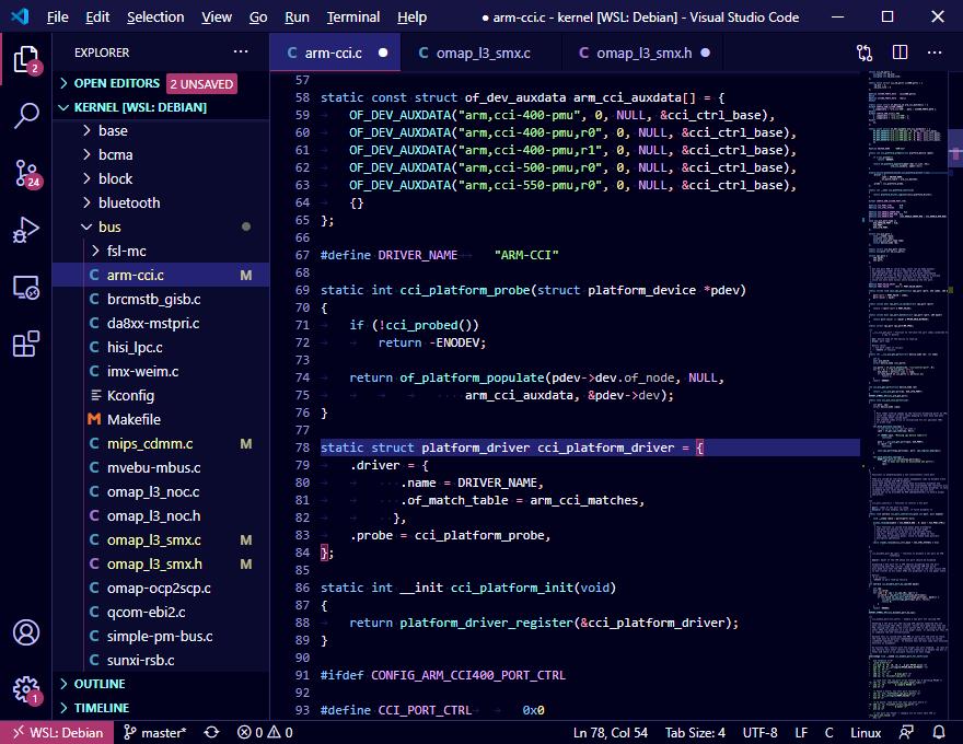 Zeonica for VS Code