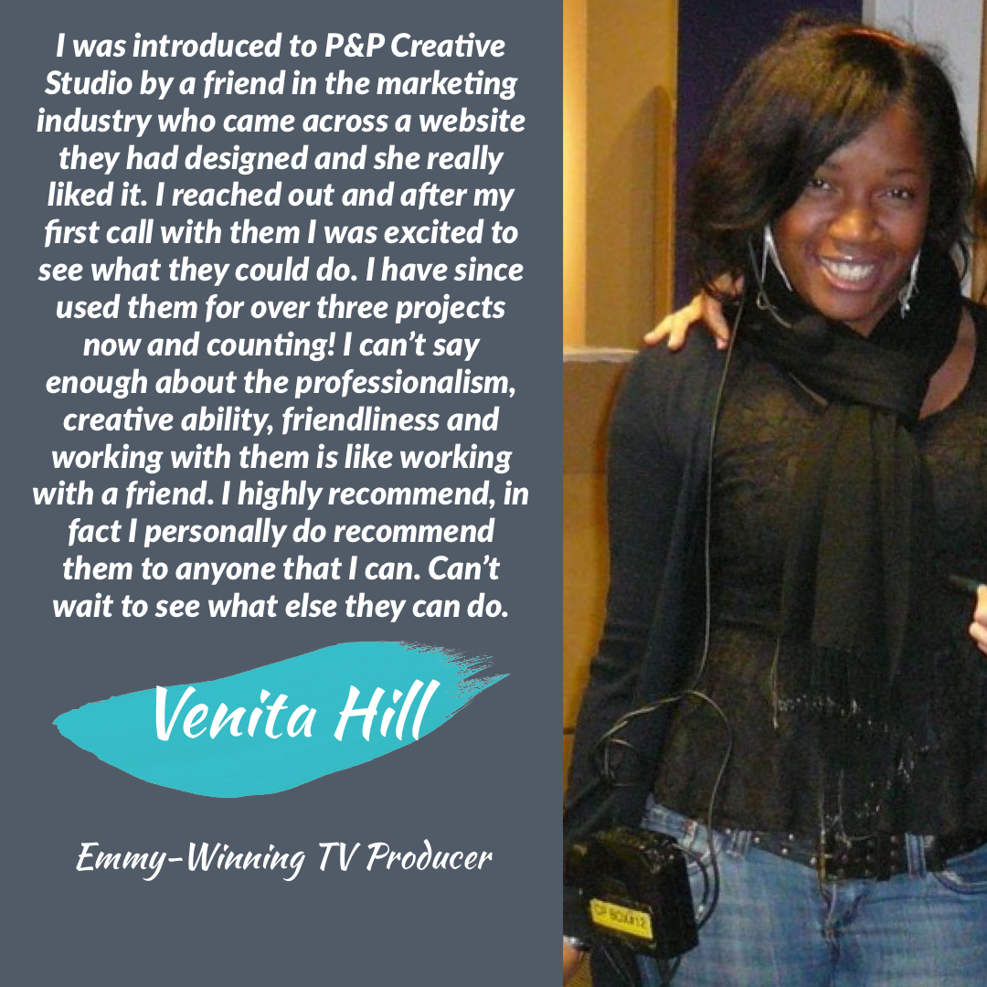 Client review from Venita Hill