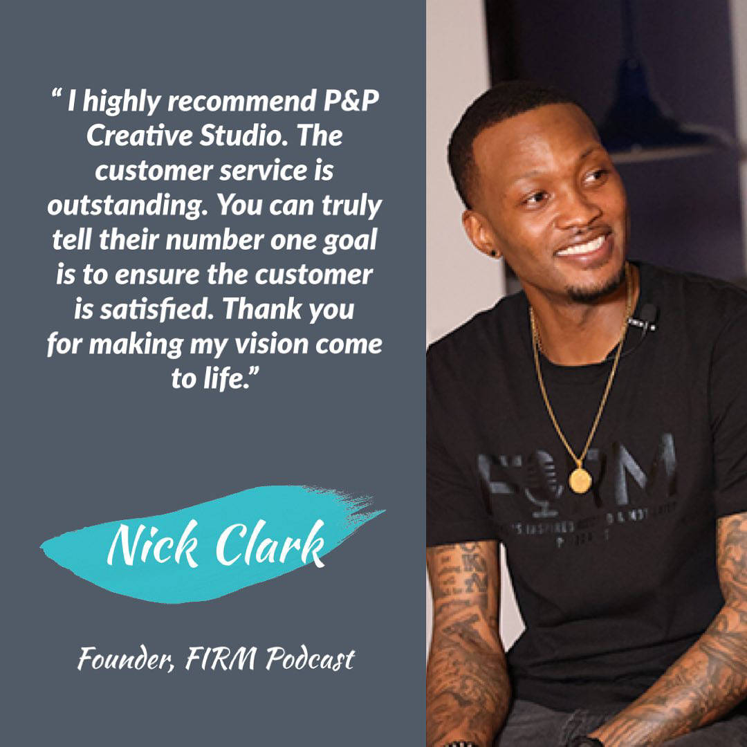 Client review from Nick Clark
