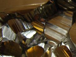 Variety of Metal shards