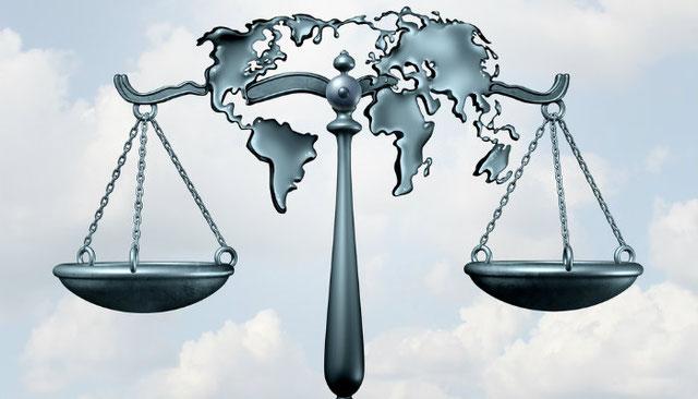 Aktuelle internationale Entwicklungen