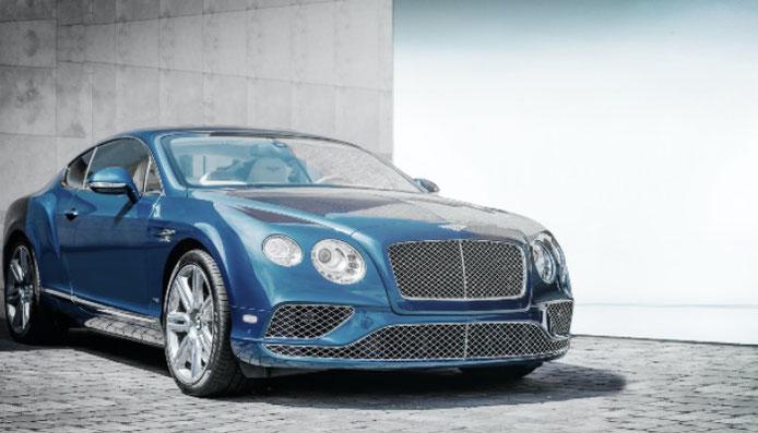 Geschäftsfahrzeuge der Luxusklasse