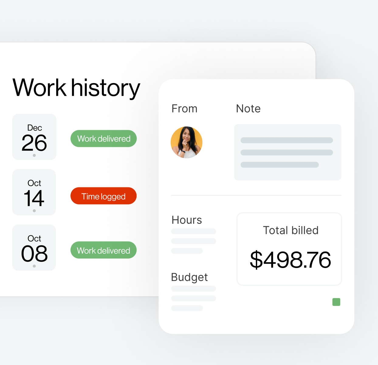 agencyMAX timesheet and time-tracking tool