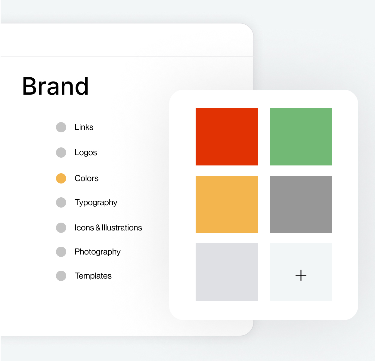 agencyMAX brand design and brand strategy management tool