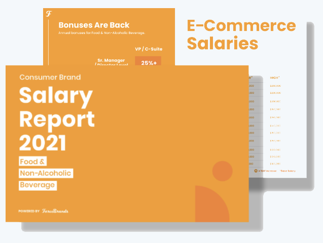 Example of the salary report