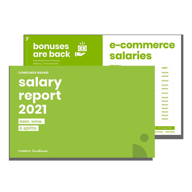 Beverage Industry Salaries