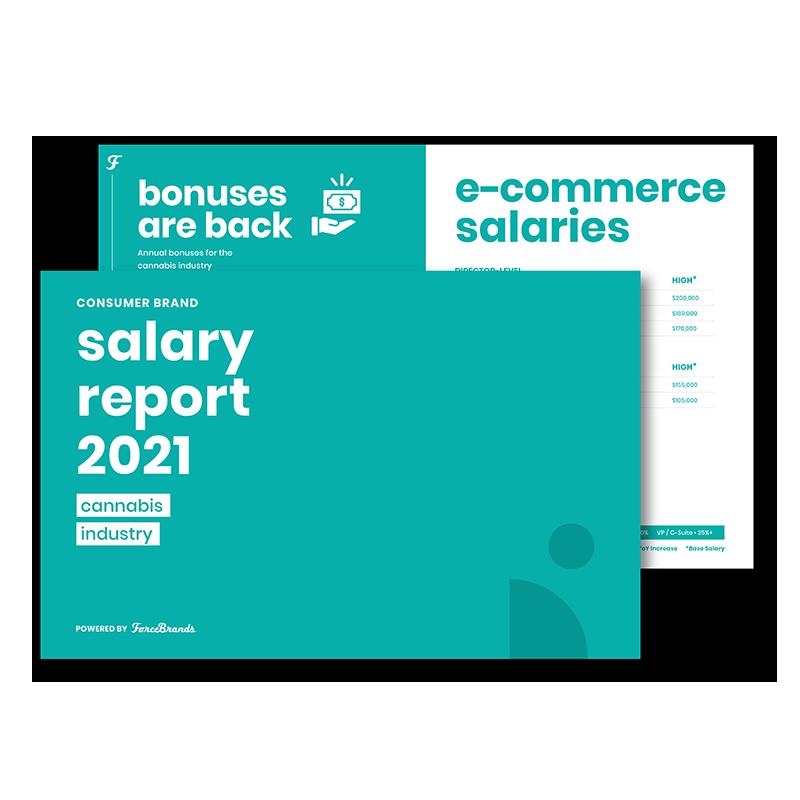 Cannabis Salary Report PDF