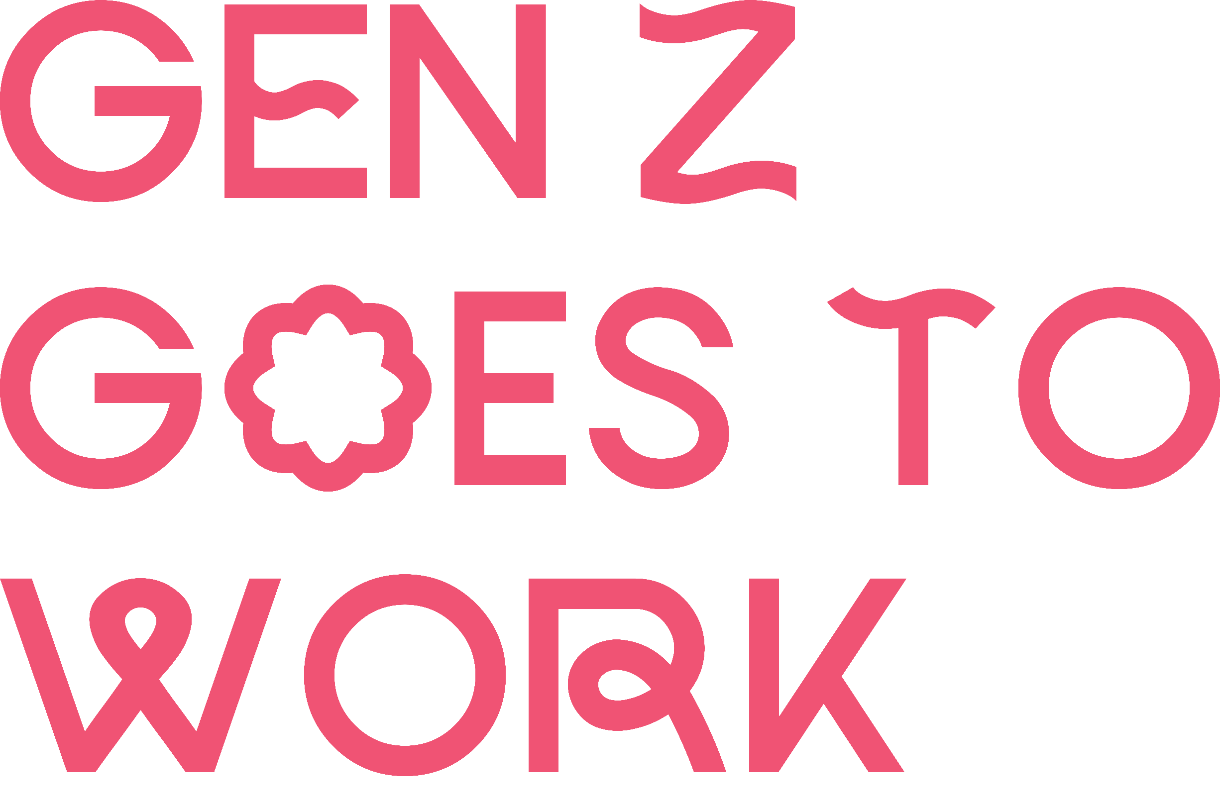gen z goes to work