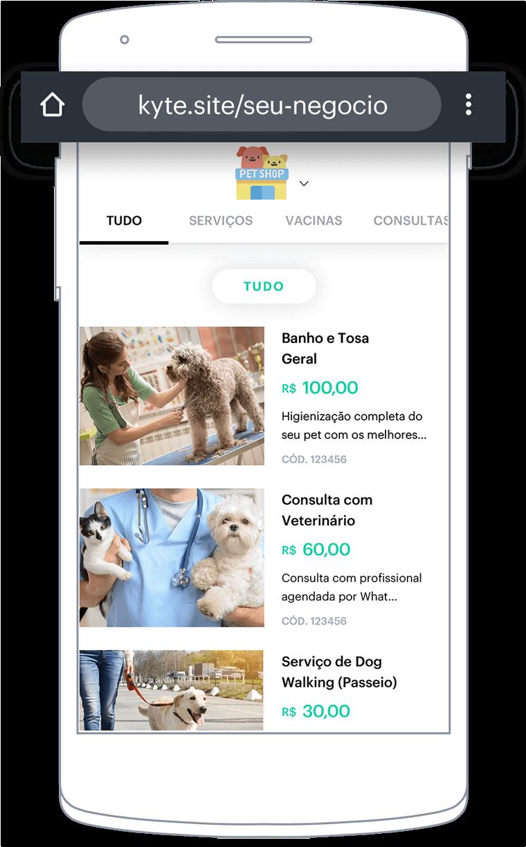 Cardápio Digital Online