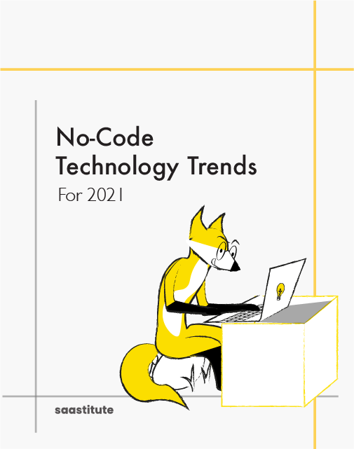 No-Code Technology Trends for 2021