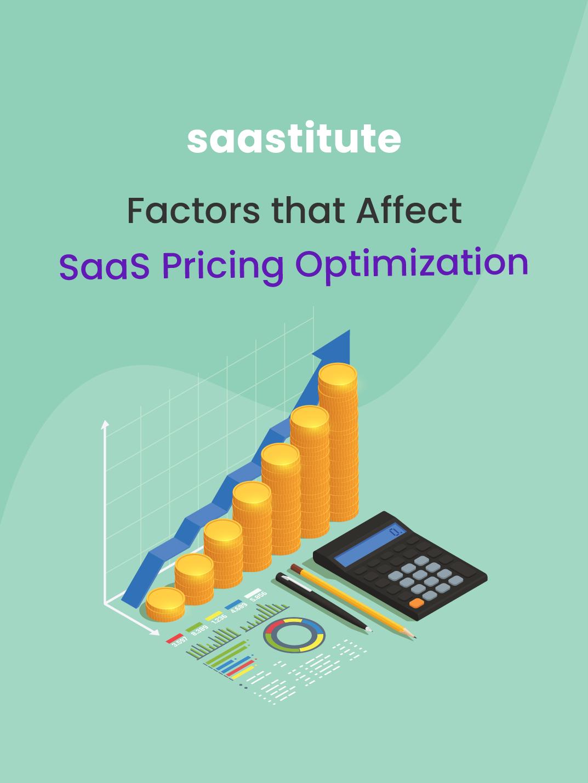 Factors that Affect SaaS Pricing Optimization