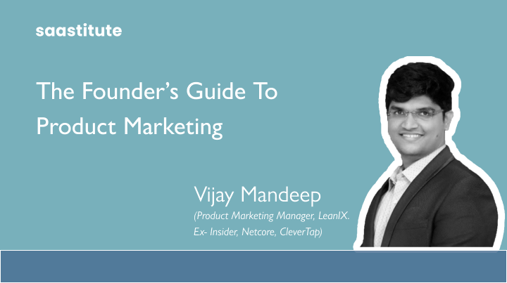 The Founder's Guide to Product Marketing