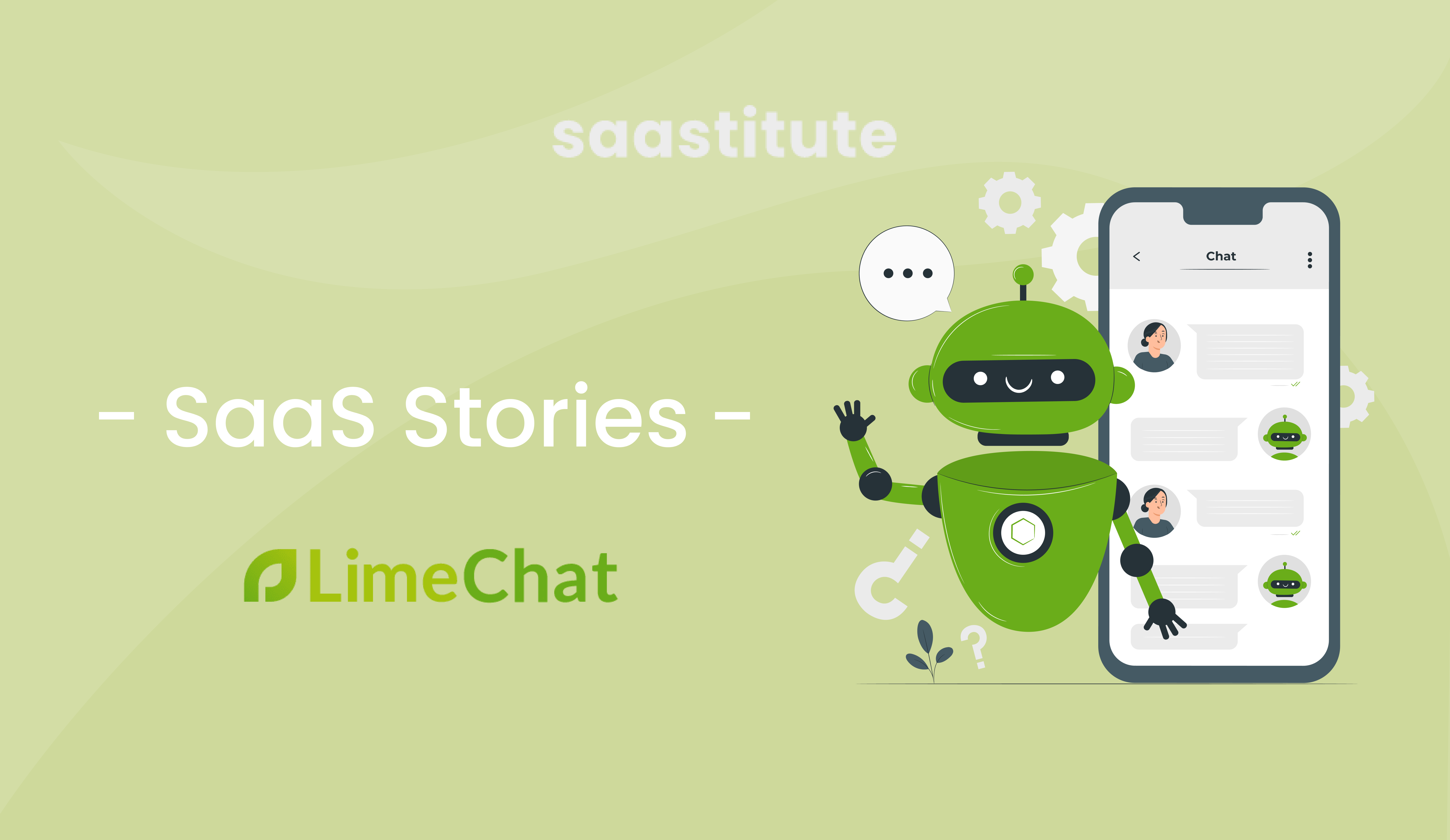 The LimeChat Story