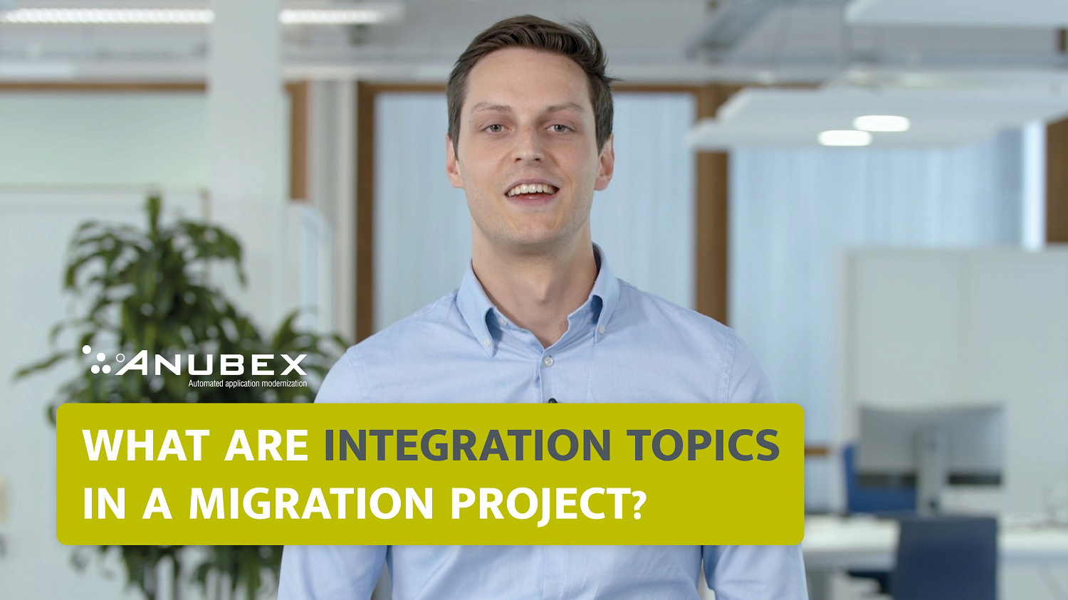 What are Integration Topics in Mainframe Migrations?