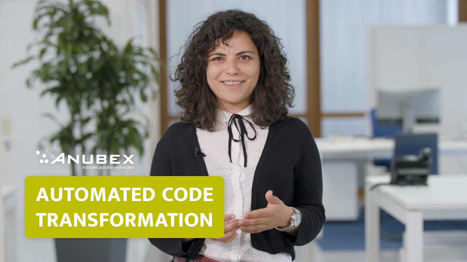 What is Automated Code Transformation?
