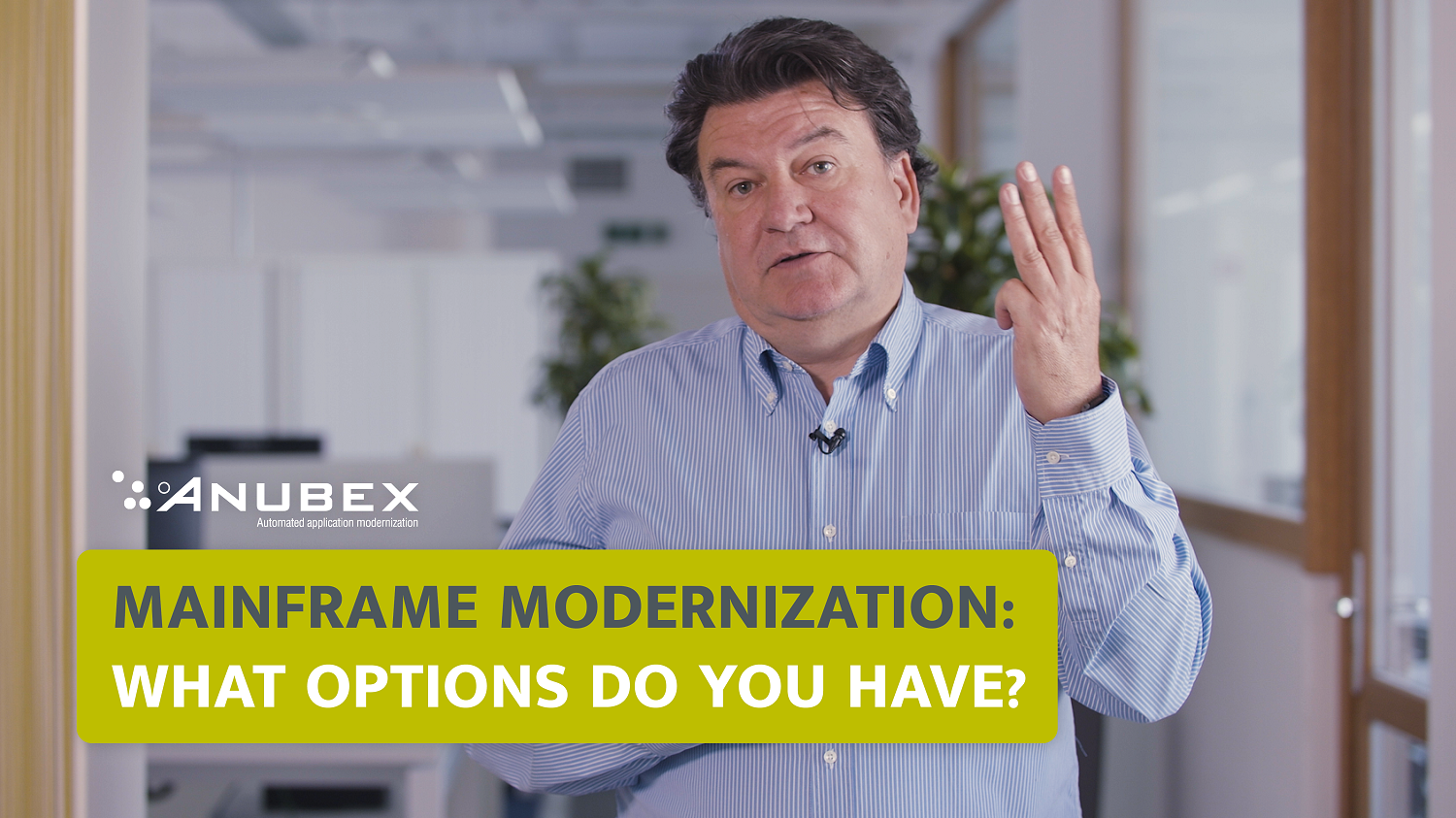 Mainframe Modernization Techniques: What Options Do You Have?