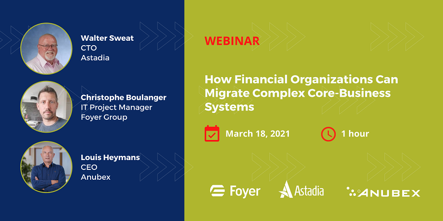 How Financial Organizations Can Migrate Complex Core-Business Systems