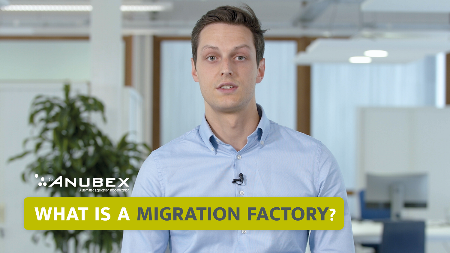 What is a Migration Factory?