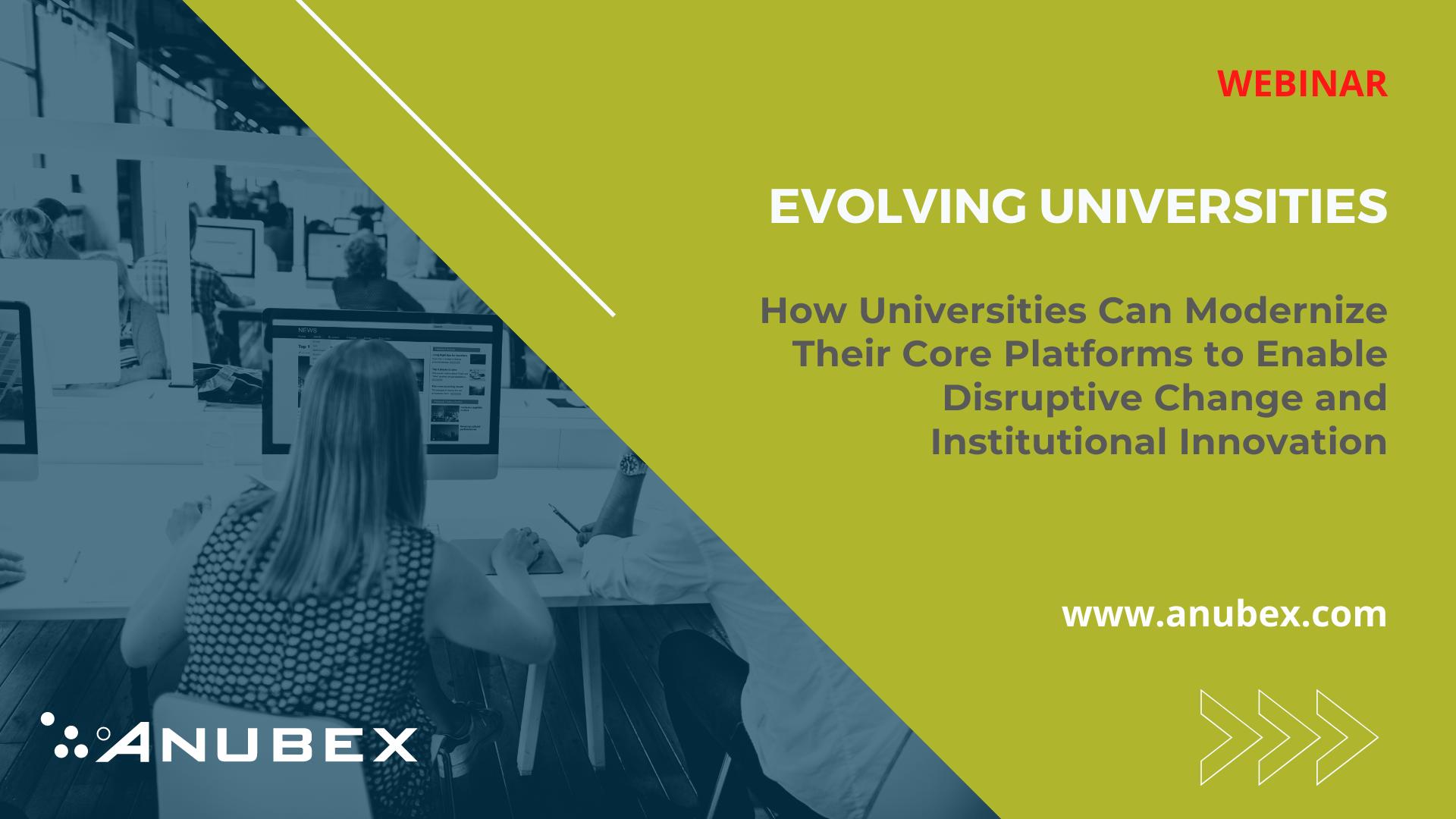 Evolving Universities